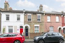 4 bed Terraced home in Belfast Road, London
