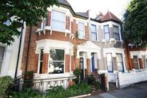 4 bedroom Terraced house in Bronsart Road, London...
