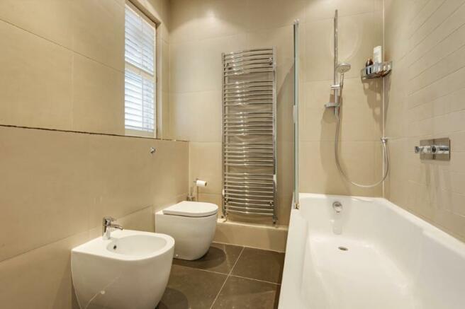 Internal Bathroom