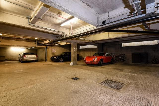 Private Underground Parking