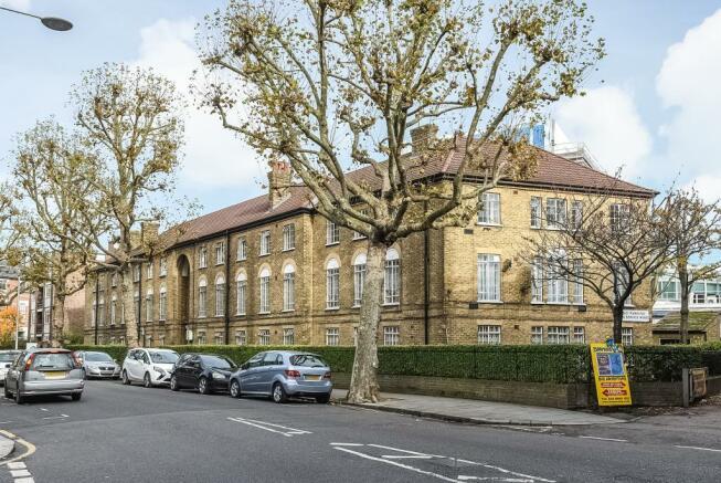 Walmer House, Bramley Road