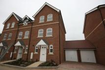 3 bed new development in Clifford Crescent...