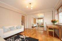 Apartment to rent in Wellington Road...