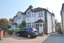 3 bed semi detached house in Bridge Road...