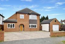 Detached home in Broadfields...