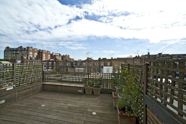 16`x13` Roof Terrace