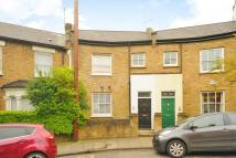 Terraced home to rent in Lidyard Road, London N19