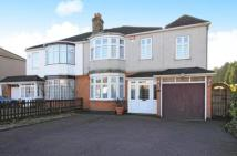 Old Bromley Road semi detached property for sale