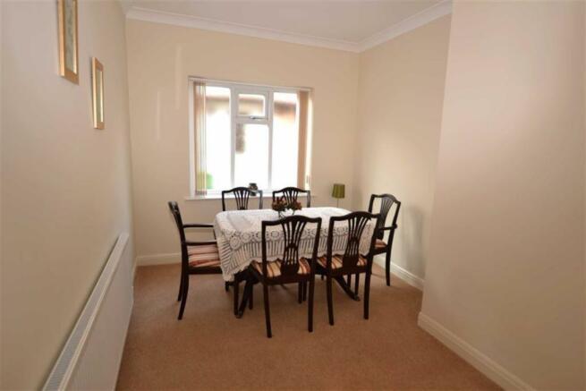 Dining Room (Bedroom