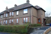 Flat to rent in Ailsa Road, GOUROCK, PA19