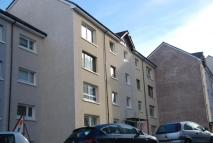 Flat to rent in Ann Street, GREENOCK...