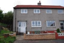 semi detached property in Castle Road, GREENOCK...