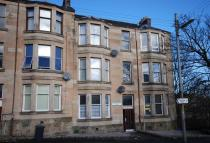 Brachelston Street Flat to rent
