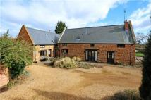 3 bedroom Detached home for sale in Kislingbury Grange...