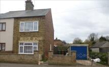 semi detached property in Churchfield Road...