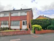 3 bedroom semi detached home in Camberley Drive...