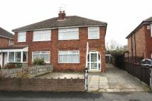 semi detached property in Alexander Drive, Lydiate...