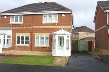 3 bedroom semi detached house in Hobart Drive, Littledale