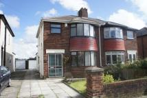 3 bedroom semi detached home to rent in Grosvenor Road, Maghull...