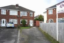 3 bedroom semi detached home for sale in Alexander Drive, Lydiate