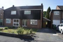 semi detached house to rent in Summerhill Drive...
