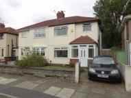 semi detached property to rent in Moorhey Road, Maghull...