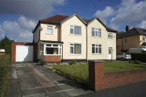 Moss Lane semi detached house for sale