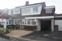 4 bed semi detached home in Hesketh Drive, Maghull