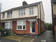 3 bed semi detached property in Harold Road, Braintree...