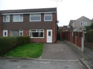 semi detached property to rent in Wayford Close, Frodsham...