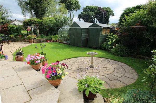 Rear garden (b)