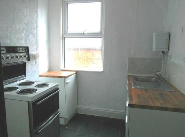 Flat 1A - Kitchen