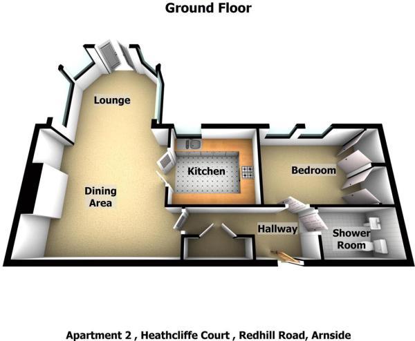 Apartment 2 , Heathc