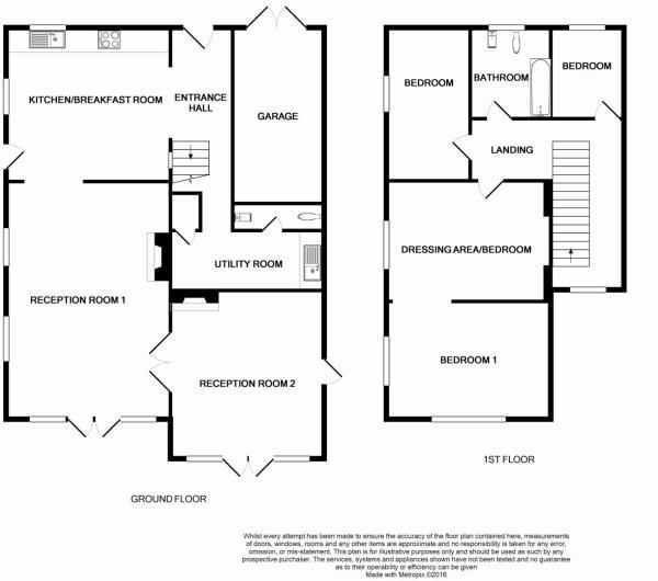 Rocklea floor plan