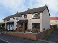 End of Terrace property for sale in Station Road, Springside...