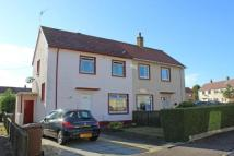 semi detached home for sale in Links Road, Saltcoats...