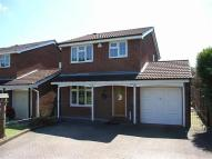 3 bed Detached property in Rochford Close, Walmley...