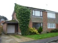 semi detached house in Darnley Close...