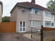 3 bed semi detached house in Dryleaze Road, Stapleton...