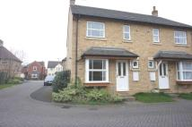 3 bedroom semi detached house in Larkspur Sqaure, Bicester