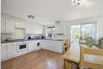 Terraced home in Stott Close London, SW18