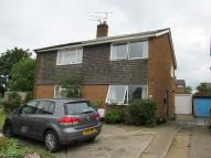 3 bed semi detached house in Stowmarket, IP14