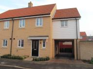 3 bedroom semi detached home for sale in Buzzard Rise, Stowmarket...