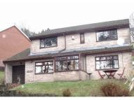 4 bedroom Detached house in Buckland Drive, Ystrad...
