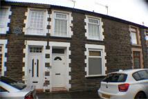Terraced house in Lewis Street, Pentre...