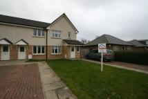 3 bed End of Terrace house in 2 Sarti Terrace, Larbert...
