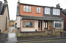 semi detached home to rent in 141 Tryst Road...