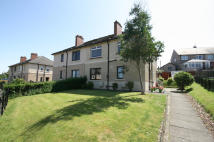 Flat for sale in Wallace Crescent...