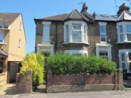 Flat in Goldsmith Road, Leyton...