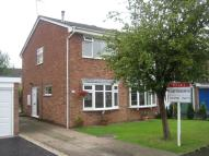 2 bedroom semi detached home in Larksmeadow Vale...